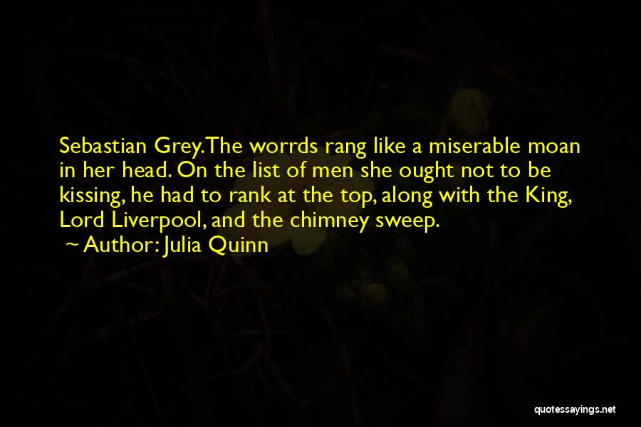 Her King Quotes By Julia Quinn