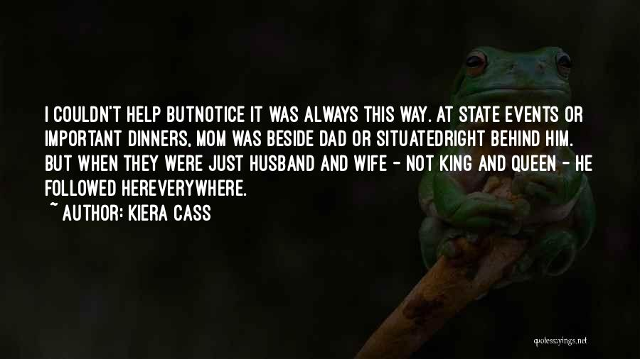 Her King Quotes By Kiera Cass