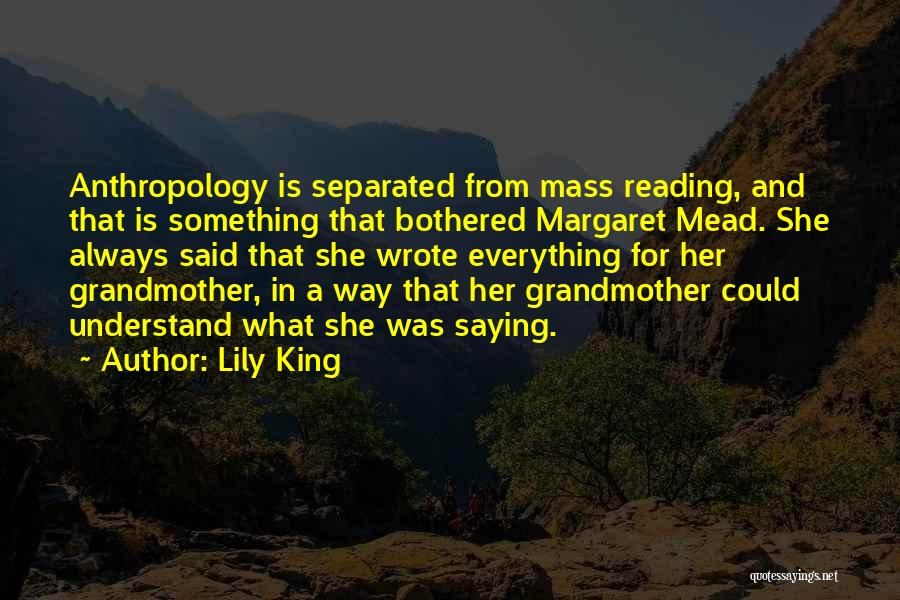 Her King Quotes By Lily King