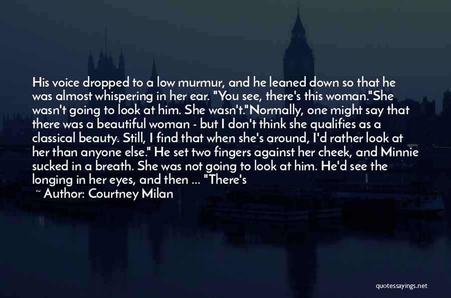 Her When She's Down Quotes By Courtney Milan