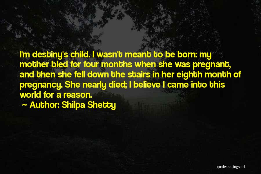 Her When She's Down Quotes By Shilpa Shetty