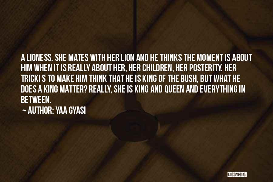 Her When She's Down Quotes By Yaa Gyasi