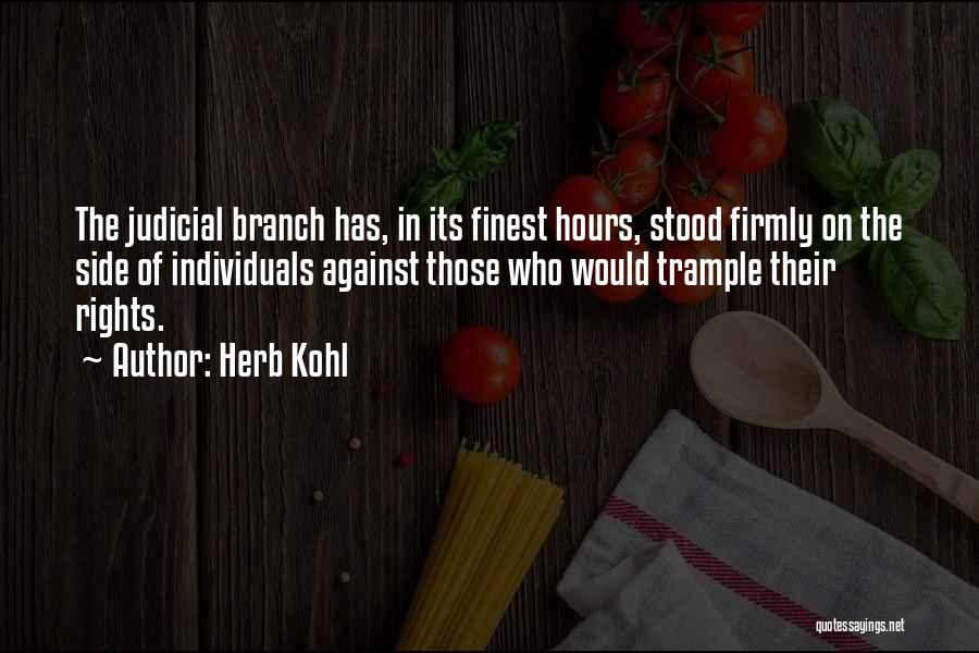 Herb Kohl Quotes 1995294