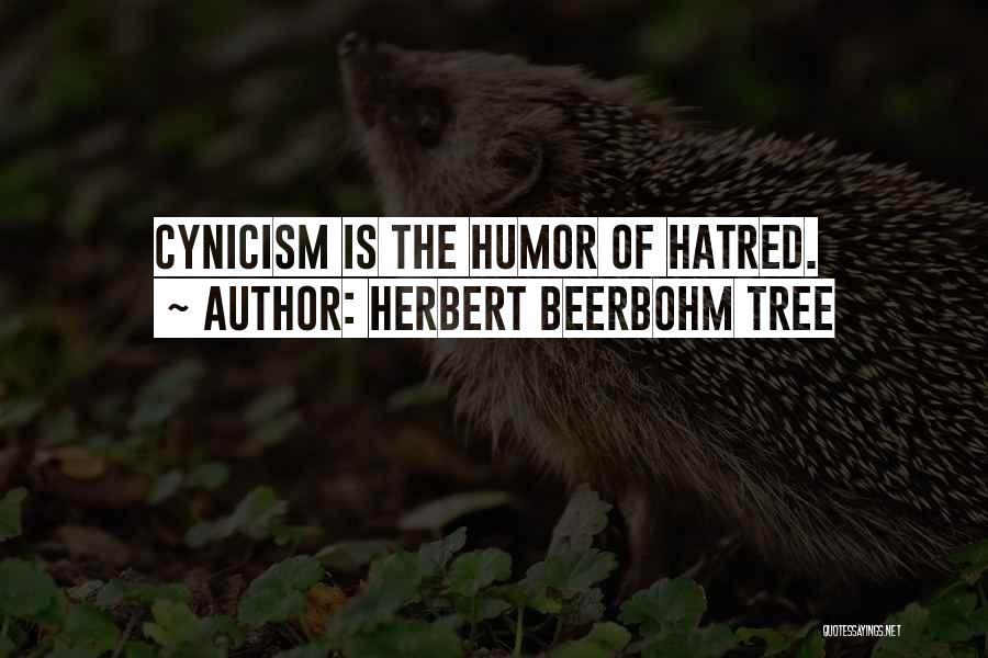 Herbert Beerbohm Tree Quotes 1668539