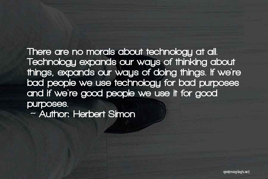Herbert Simon Quotes 1259725