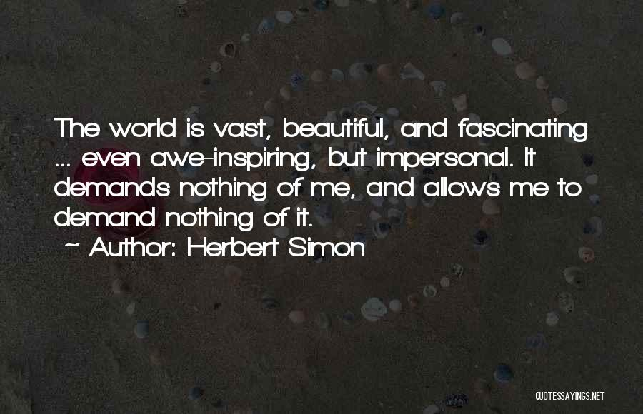 Herbert Simon Quotes 1312425