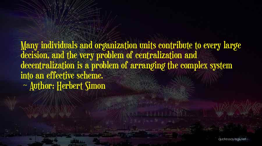 Herbert Simon Quotes 1857944