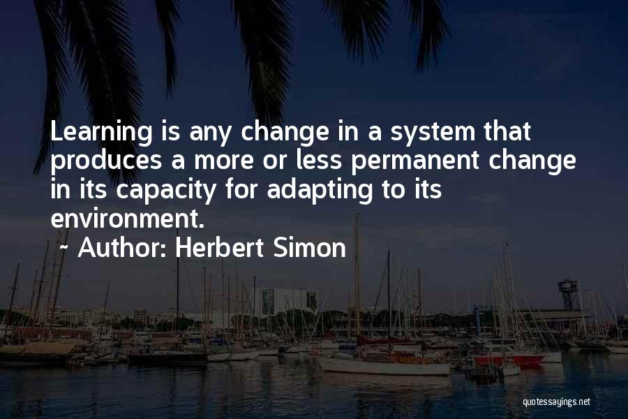 Herbert Simon Quotes 1899589