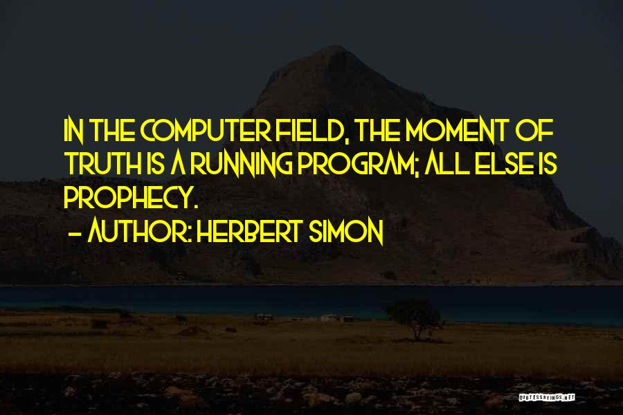 Herbert Simon Quotes 74506