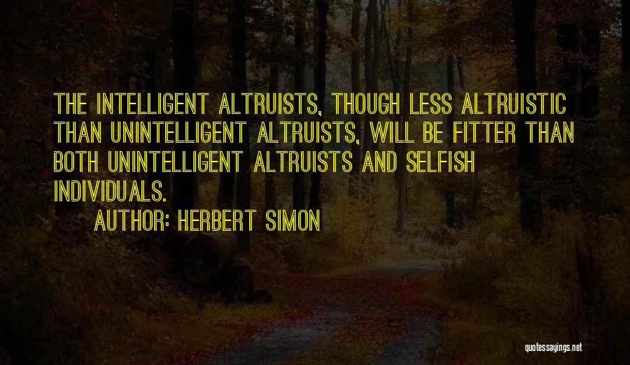 Herbert Simon Quotes 792886