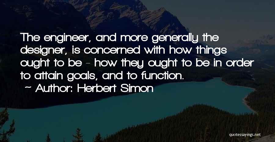 Herbert Simon Quotes 802453