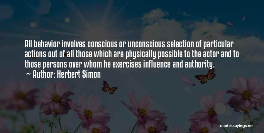 Herbert Simon Quotes 941615