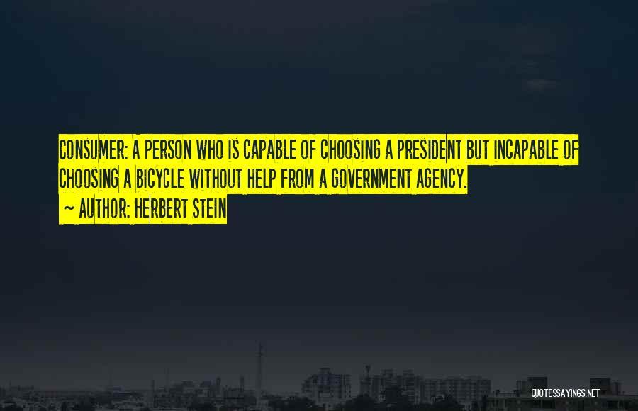 Herbert Stein Quotes 1947376