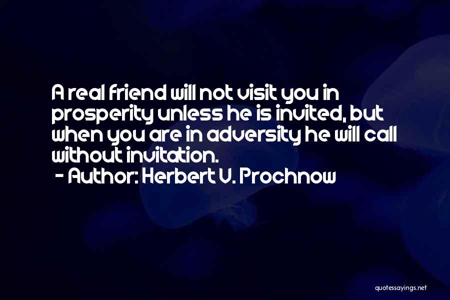 Herbert V. Prochnow Quotes 200035