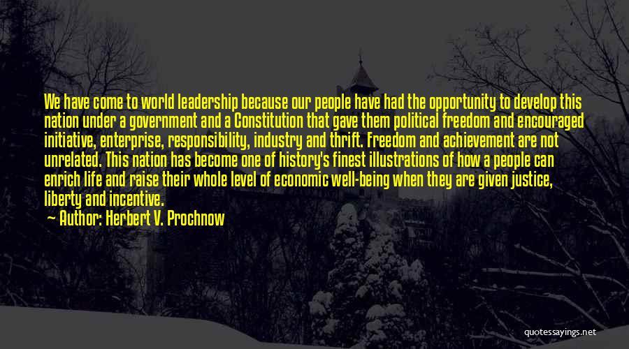 Herbert V. Prochnow Quotes 975808