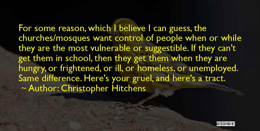 Here For A Reason Quotes By Christopher Hitchens