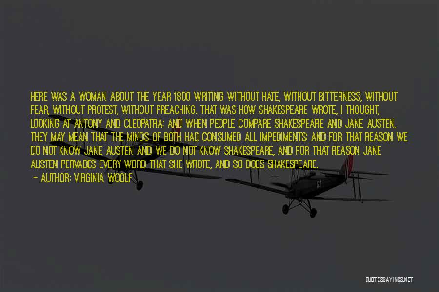 Here For A Reason Quotes By Virginia Woolf
