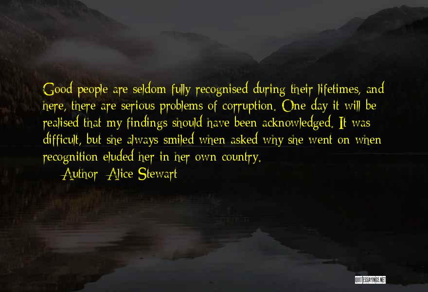 Here She Went Quotes By Alice Stewart
