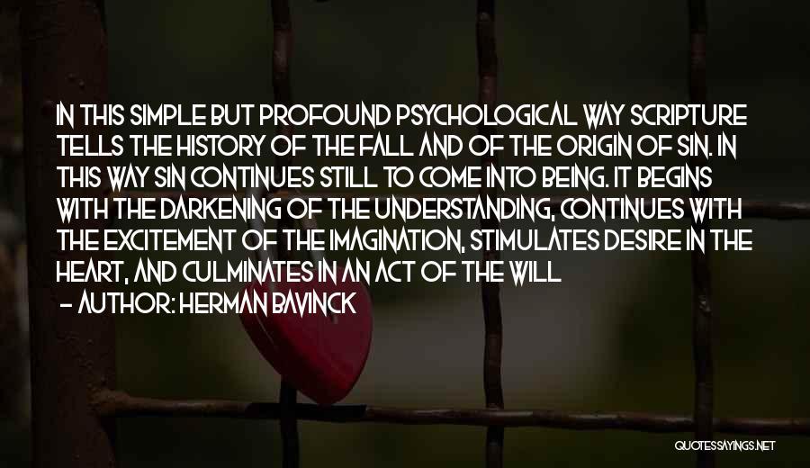 Herman Bavinck Quotes 1681123