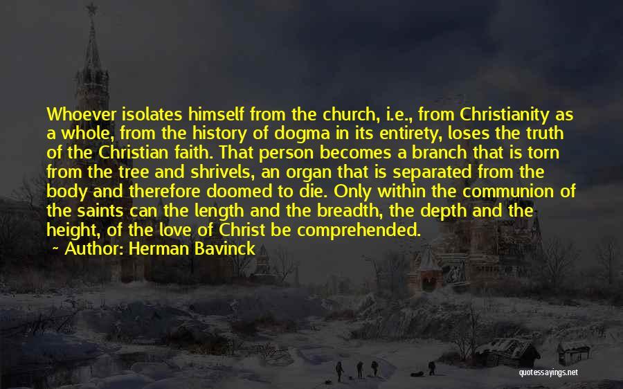 Herman Bavinck Quotes 2052066