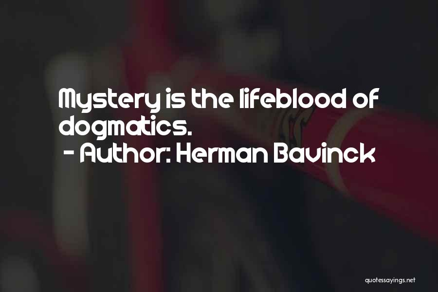 Herman Bavinck Quotes 2126071
