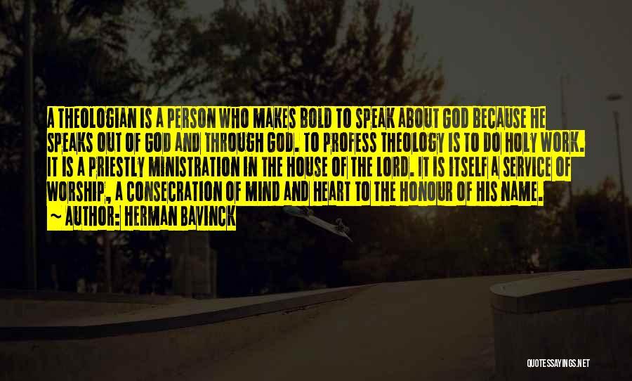 Herman Bavinck Quotes 524430