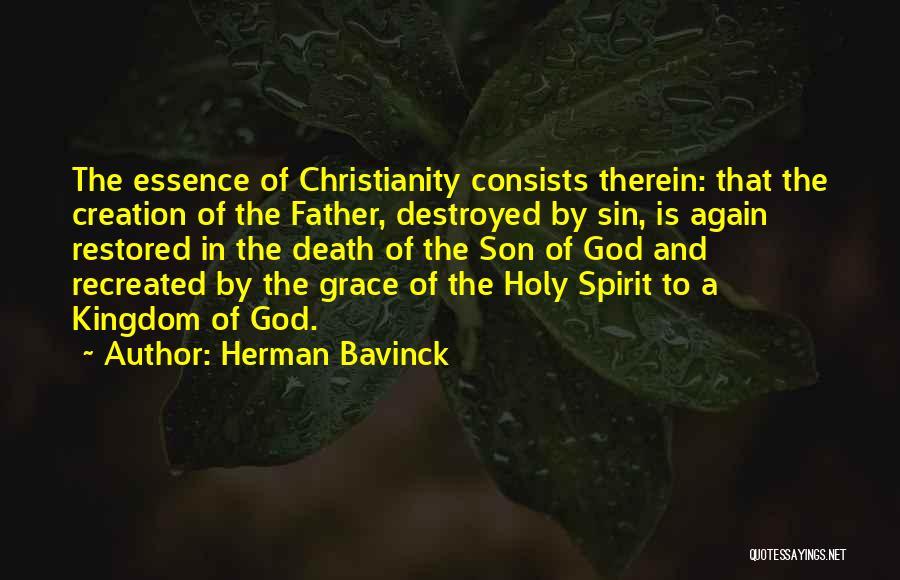 Herman Bavinck Quotes 804670