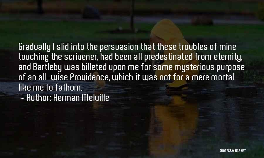Herman Melville Quotes 1394795