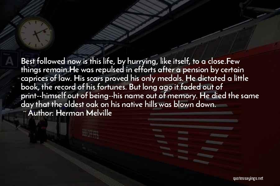 Herman Melville Quotes 1558355