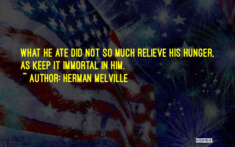 Herman Melville Quotes 1563090