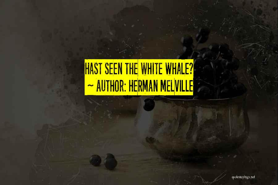 Herman Melville Quotes 1602778