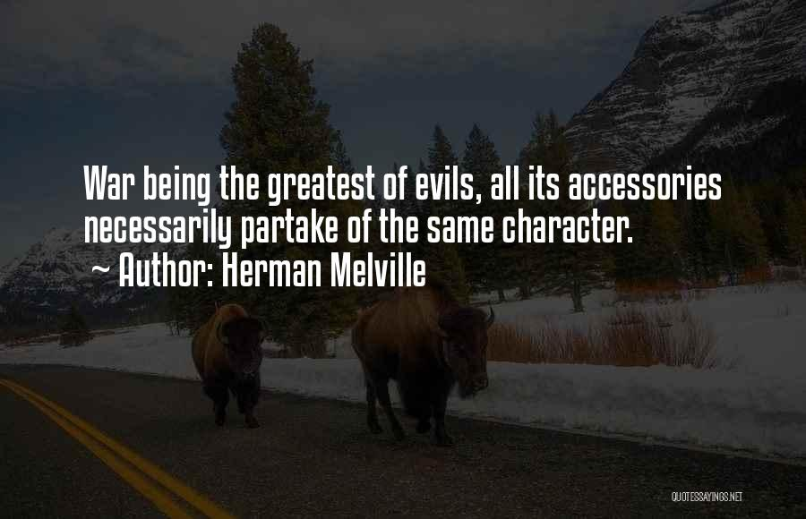 Herman Melville Quotes 1603363