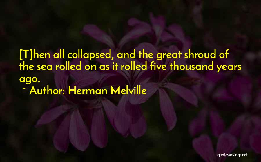 Herman Melville Quotes 1604692