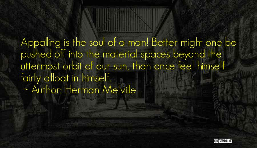Herman Melville Quotes 162444