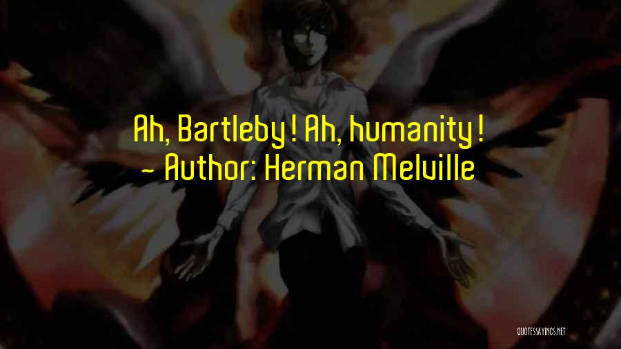 Herman Melville Quotes 1660912