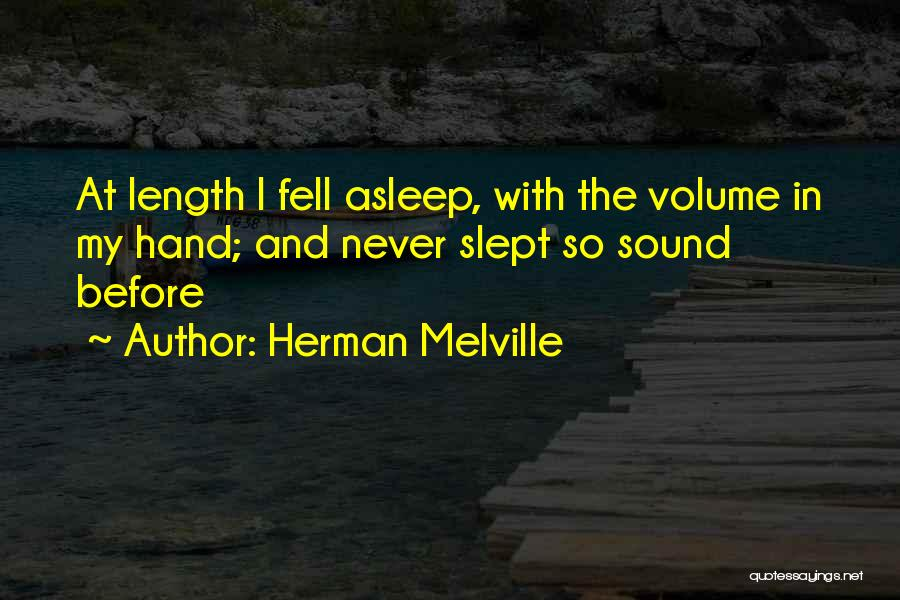 Herman Melville Quotes 1751398