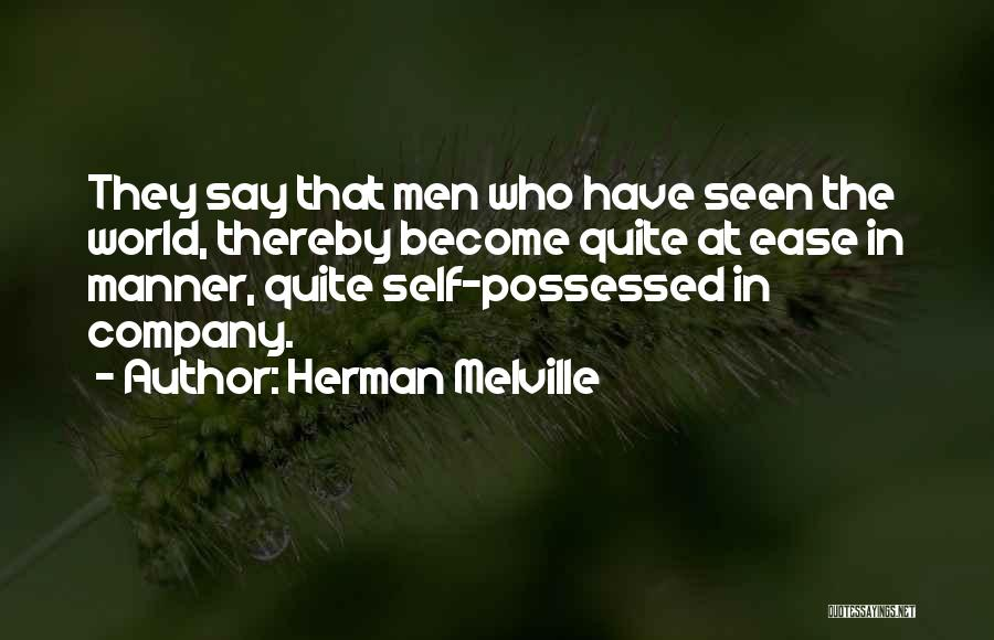 Herman Melville Quotes 1861979