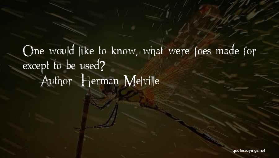 Herman Melville Quotes 1946393