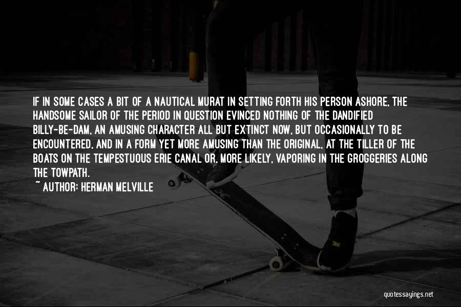 Herman Melville Quotes 388261