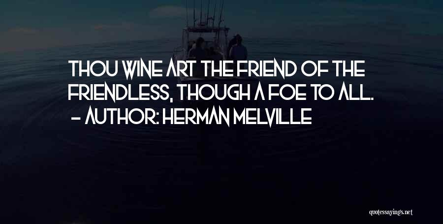 Herman Melville Quotes 396411