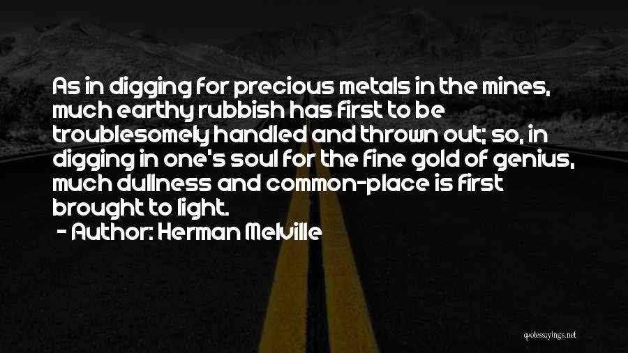 Herman Melville Quotes 447749