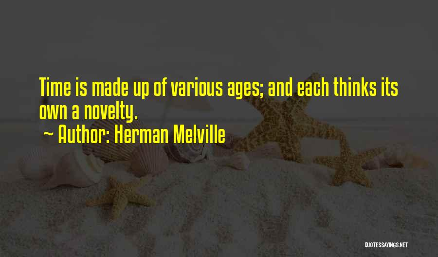 Herman Melville Quotes 828086