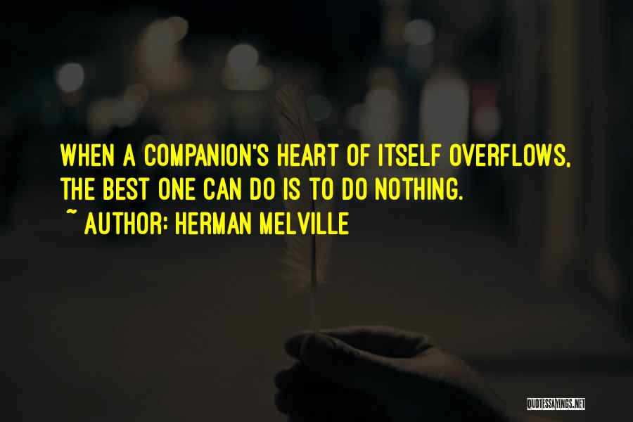 Herman Melville Quotes 873640