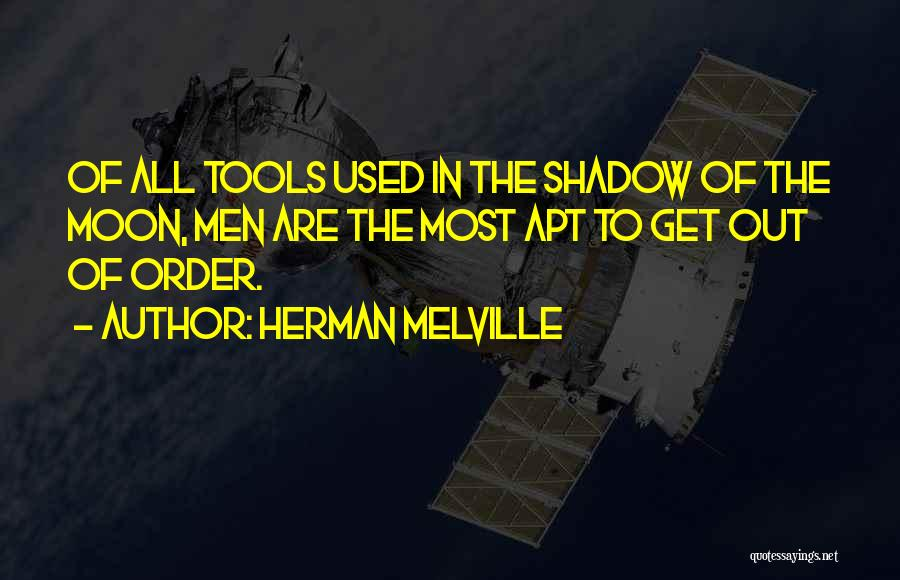 Herman Melville Quotes 971316