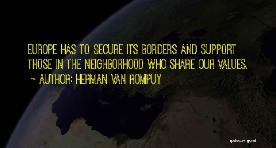 Herman Van Rompuy Quotes 1572255