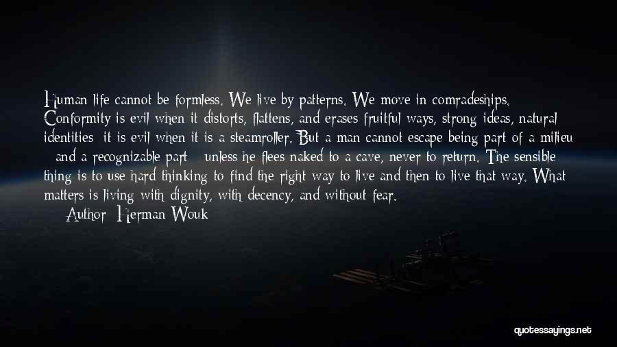 Herman Wouk Quotes 1003318
