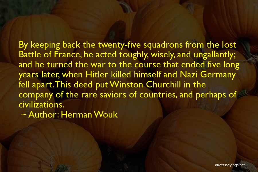 Herman Wouk Quotes 1460343