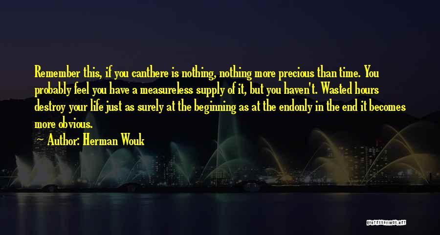 Herman Wouk Quotes 1720617