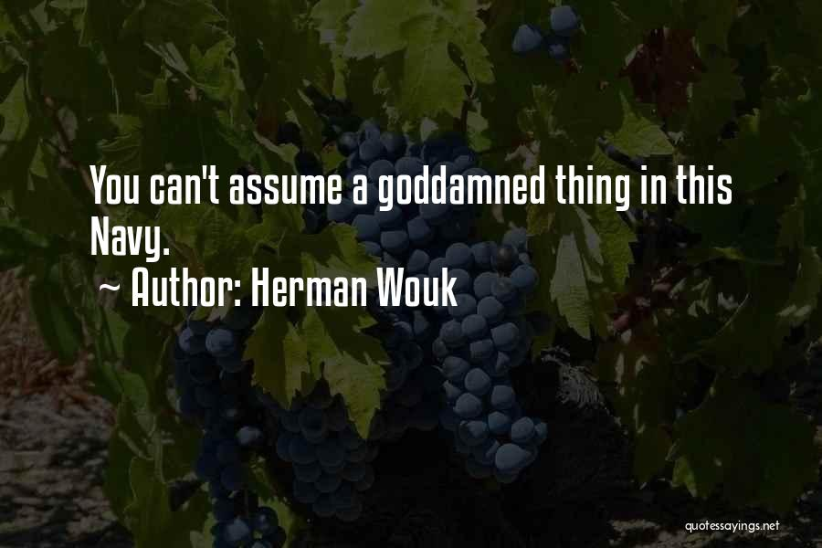 Herman Wouk Quotes 1726370