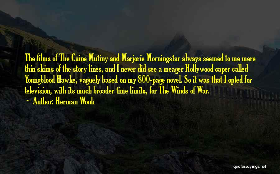 Herman Wouk Quotes 1824909